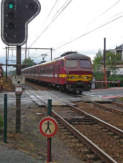 trein essen naar antwerpen