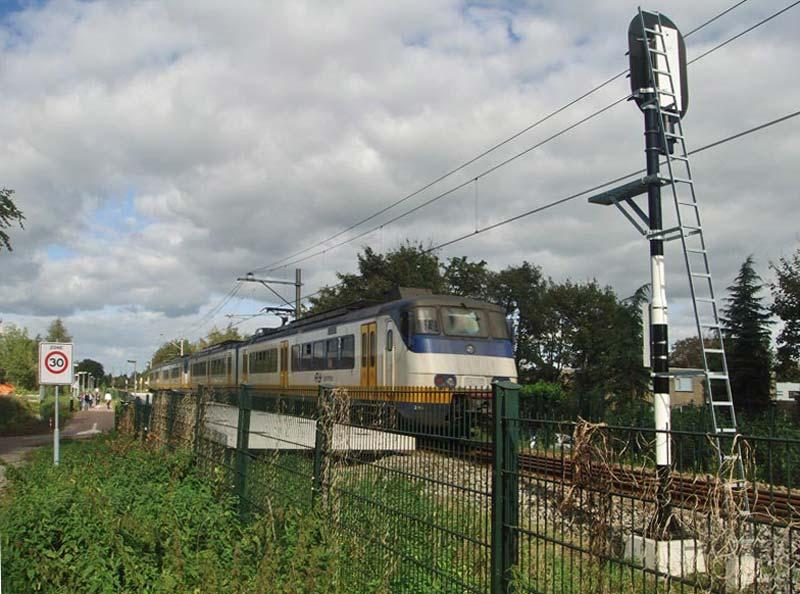 trein arnhem schiphol