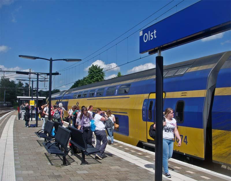 geheim sletten rijden in Zwolle