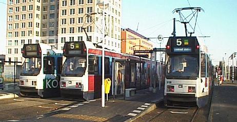 tram tijden amsterdam